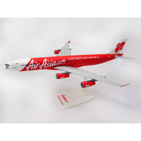 Air Asia Model 1/200 A340-300 Aircraft