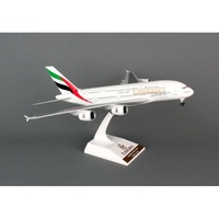Emirates Model 1/200 A380-800 Aircraft