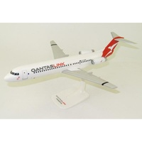 QantasLink Model 1/100 Fokker 100 Aircraft