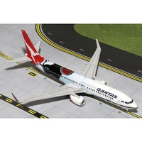 Qantas Model 1/200 B737-800 Mendoowoorrji Art Aircraft