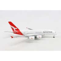 Qantas Model 1/500 A380 Aircraft