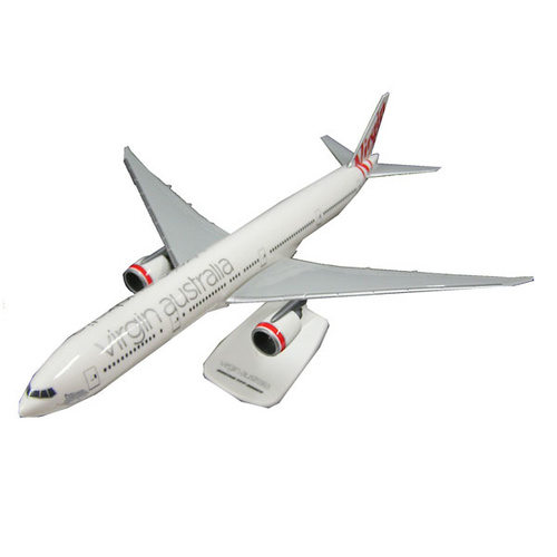 Virgin Australia Model 1/200 B777-300ER Aircraft